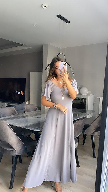Gri Sandy Elbise