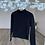 Thumbnail: Kaskorse Siyah Vatkali Balikci Bluz