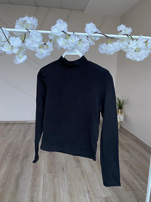 Kaskorse Siyah Vatkali Balikci Bluz