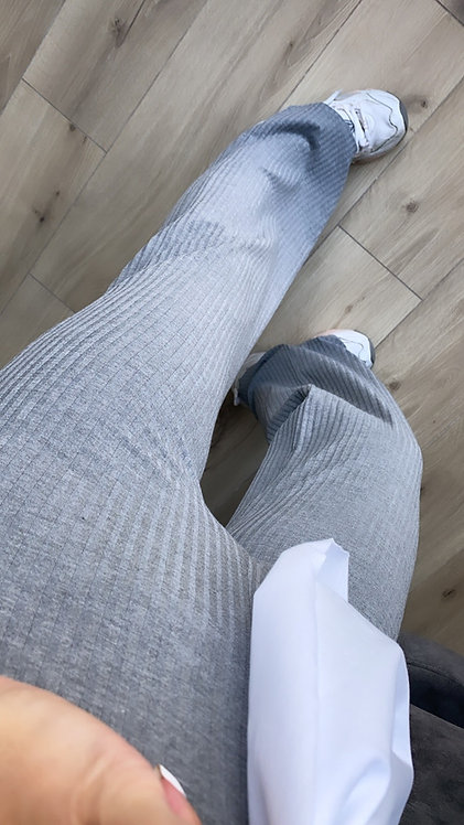 Kaskorse Gri Pantolon