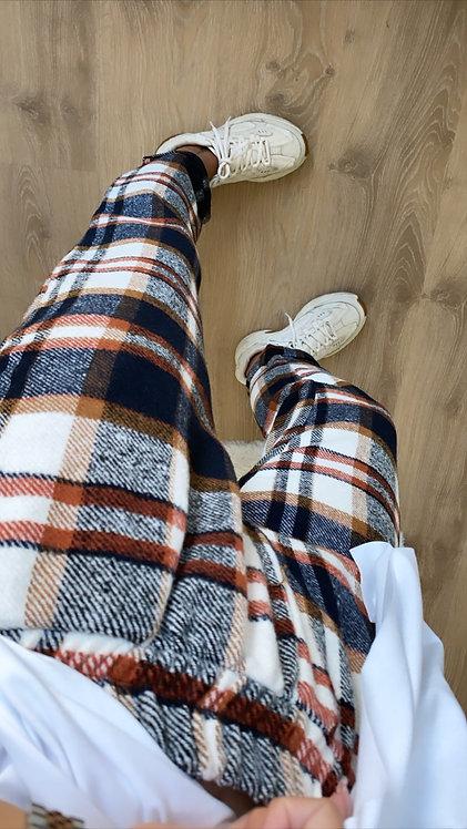 Kase Ekose Pantolon