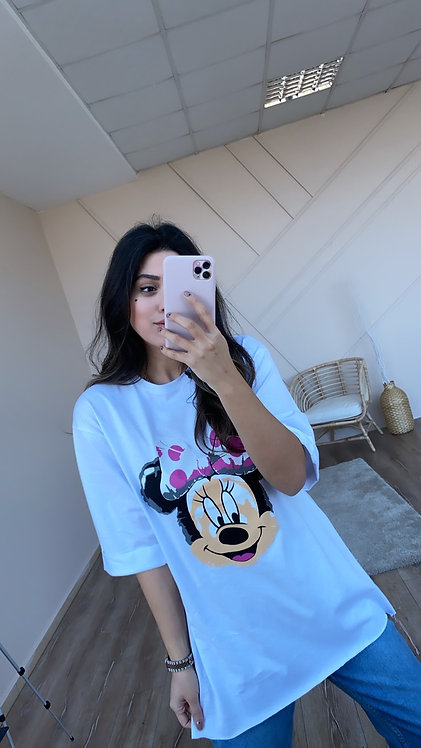 Mickey Baski Tshirt
