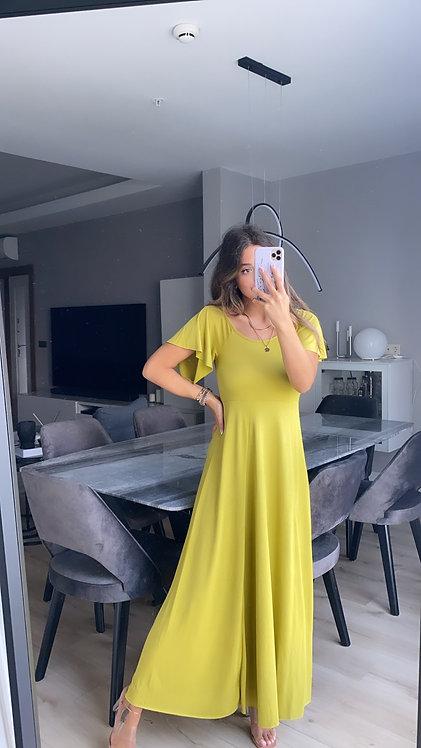 Fistik Sandy Elbise
