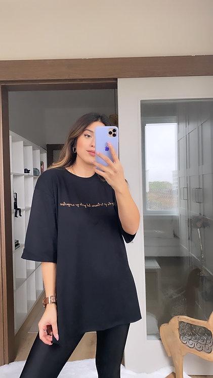 Good girls siyah Tshirt