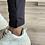 Thumbnail: Siyah scuba kumas Ici sardonlu pantolon