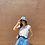 Thumbnail: Beyaz Dantelli Bluz