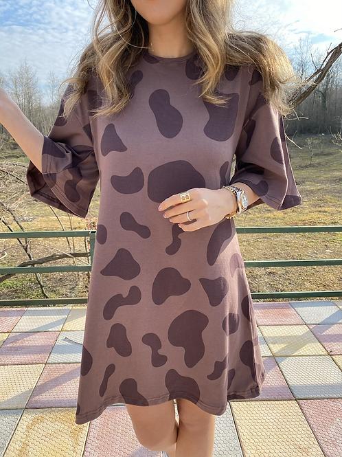 Cikolata Milka Elbise