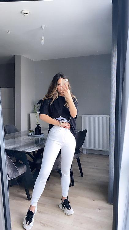 Beyaz Toparlayici Jean