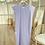 Thumbnail: Lila vatkali penye elbise