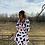 Thumbnail: Siyah beyaz  Milka Elbise