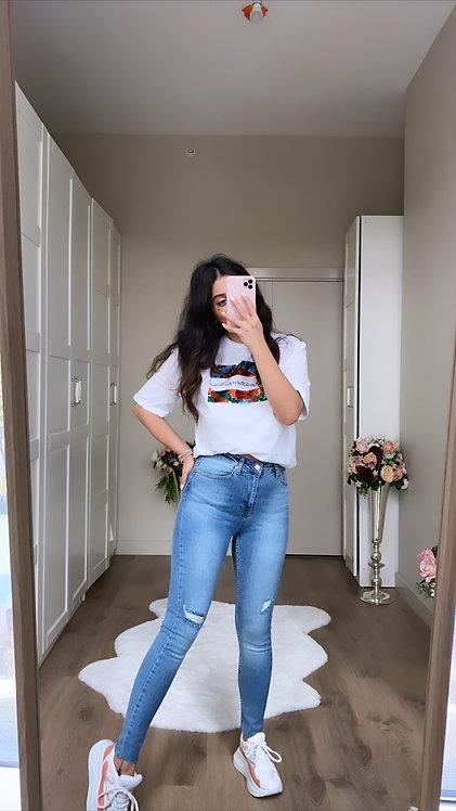 Skinny Toparlayici Jean