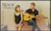 Réson' - Duo Guitare Voix Vosges. Musique d'ambiance live, cocktail, café concert, mariage, reprises, pop rock variétés...