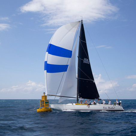 Wizard takes IRC Line Honors as Sin Duda! takes the PHRF!