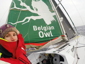 Competitors are now becoming sailors, seamanship takes priority in the Great South