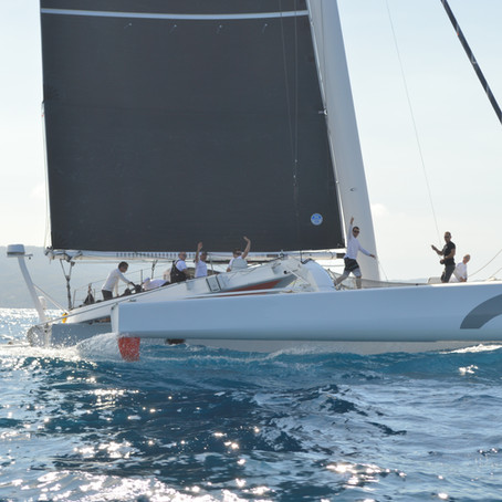 Argo SMASHES Pineapple Cup Course Record!