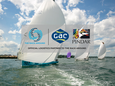 The Race Around avec le GAC Pindar