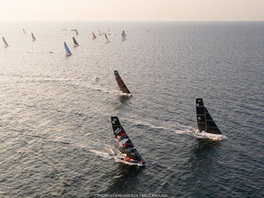 Making waves in offshore sailing