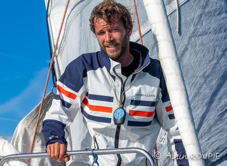 Around The World Sailor Gaëtan Thomasaims for TheRace Around!