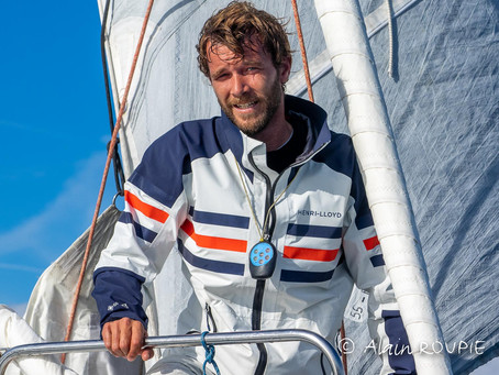 Around The World Sailor Gaëtan Thomas aims for The Race Around!