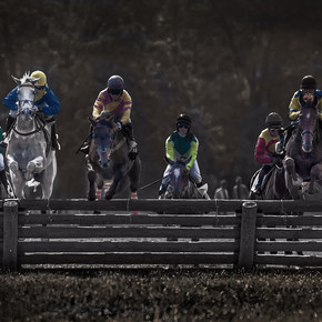 The Genesee Valley Hunt Races