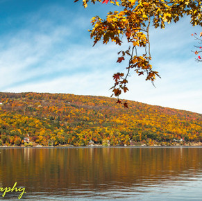 Autumn in the Finger Lakes