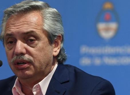 """Coronavirus y cárceles. Fernández: """"Es conocida mi oposición a ejercer la facultad del indulto"""""""