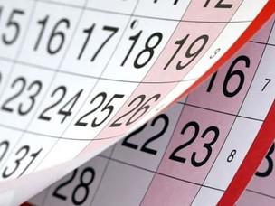 Pasó Semana Santa: Enterate acá cuándo falta para el próximo feriado largo