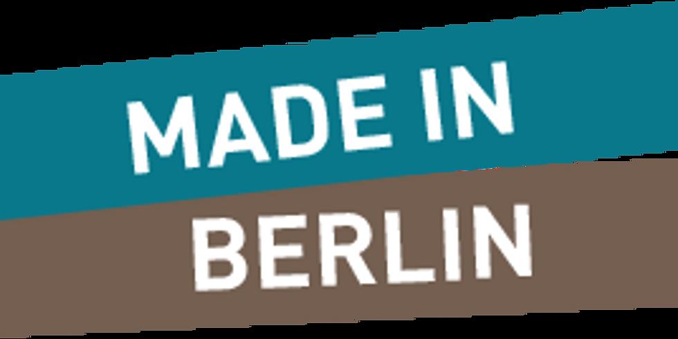 Karriereberatung auf der Made in Berlin Messe