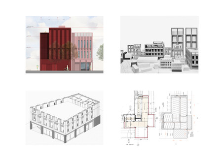 A Part I Architectural Assistant's experience of working in a practice.