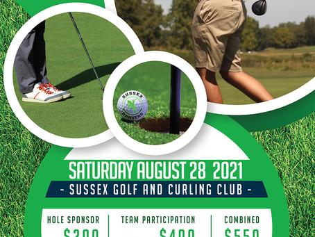 2021 SMH Golf Tournament