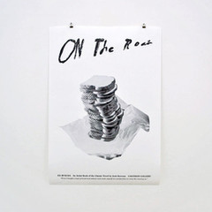 Ed Ruscha: On the Road: An Artist Book of the Classic Novel by Jack Kerouac ポスター (A)