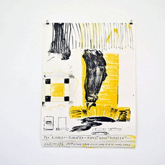 Per Kirkeby: untitled, 1987 ポスター