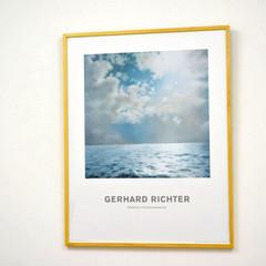 Gerhard Richter: Seesttuck, 1969 ポスター(フレーム入り)