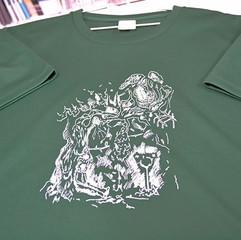 平子雄一: ドローイングTシャツ