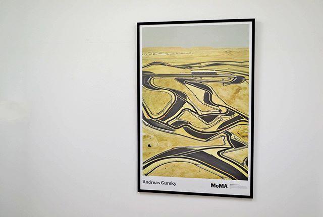 Andreas Gursky: Bahrain I