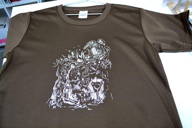平子雄一 ドローイングTシャツ__#平子雄一 #YuichiHirako_#art #artbook #artshop #artgallery_#現代アート #ギャラリー #Tシャツ_#本 #本屋 #
