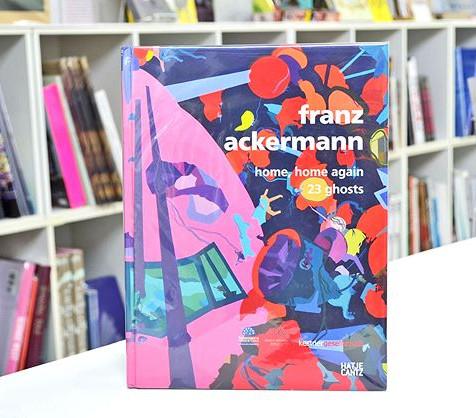 Franz Ackermann: Home, Home Again/23 ghosts
