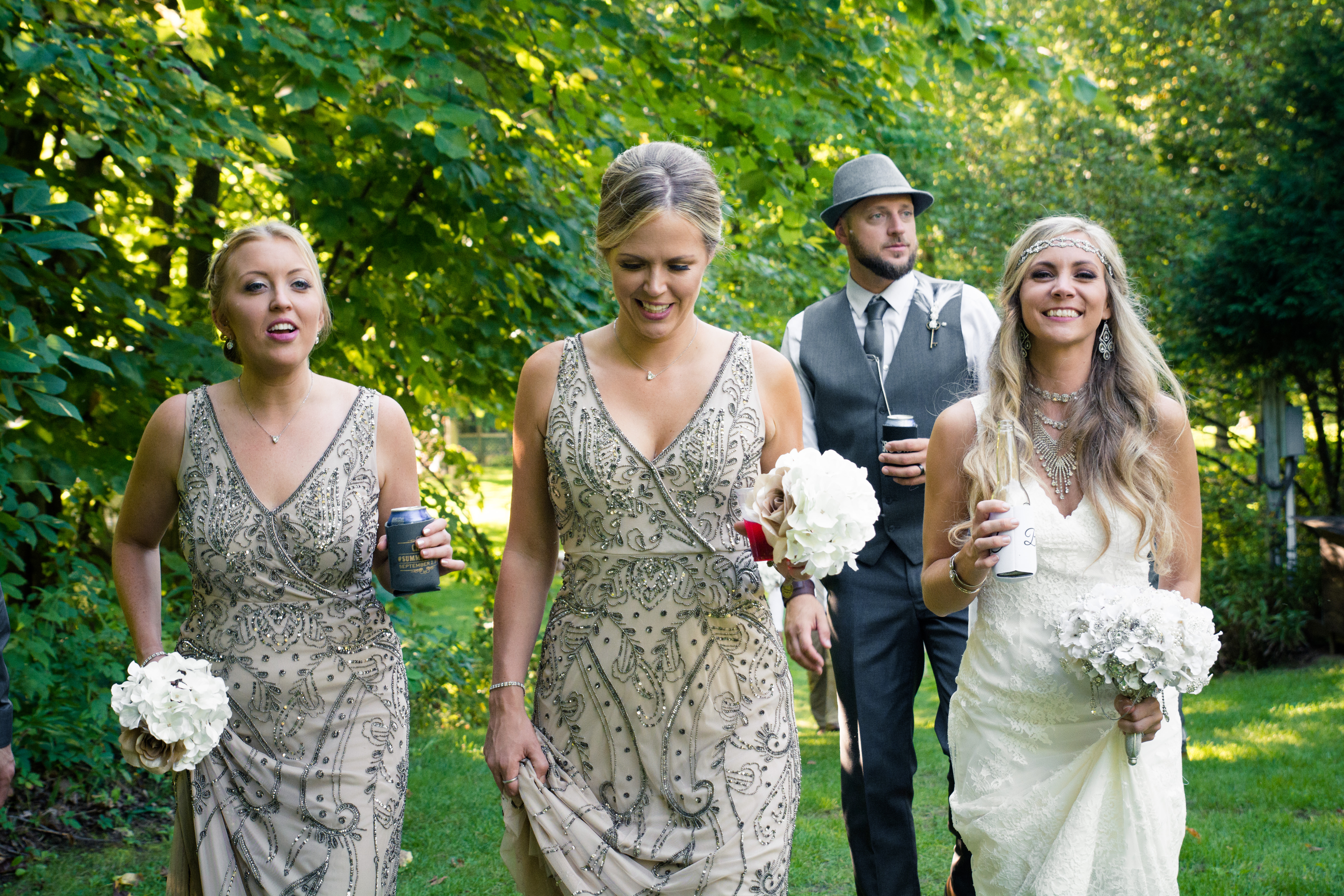 Gatsby Wedding | LeWayne Productions