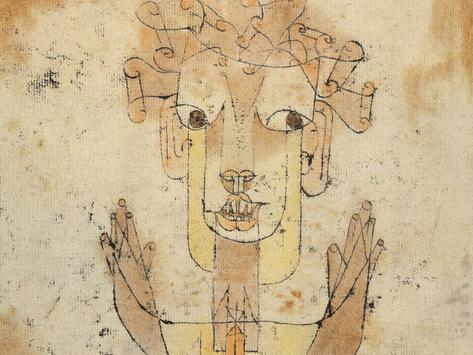 4 poemas de Paul Klee em 7 traduções de Rafael Zacca, mais um pequeno manuscrito