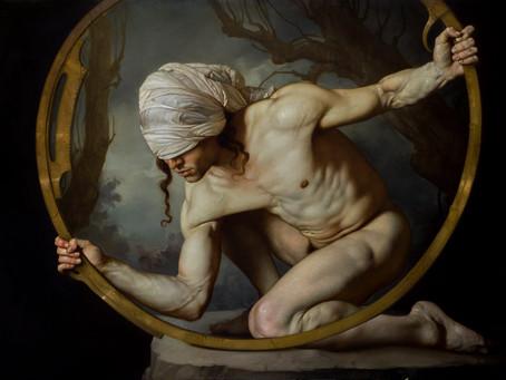 Narciso, o inimigo da pólis - (Três planos de abismo ao amor)