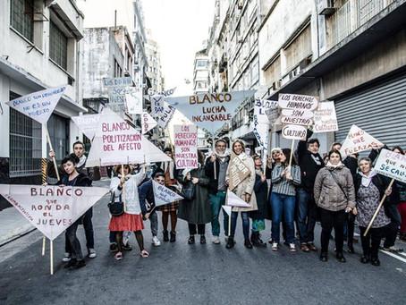 Cromoactivismo: políticas da cor a partir de um coletivo argentino