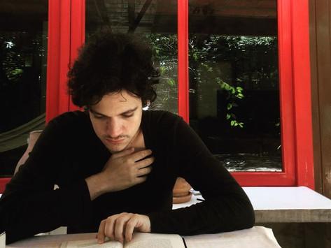 Poema inédito e entrevista com Italo Diblasi