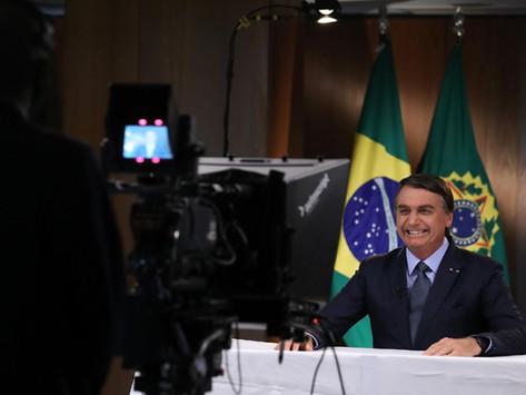 Bolsonaro convoca a verdade na ONU e ela se emputece