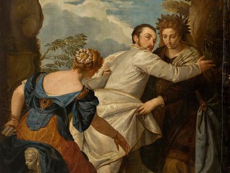 Os Enamorados - Arcano VI