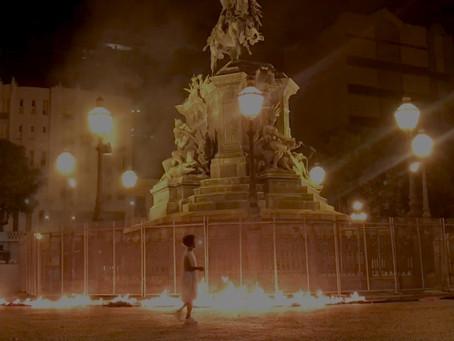 Dom Pedro I sitiado: contrausos para a primeira escultura pública do Brasil
