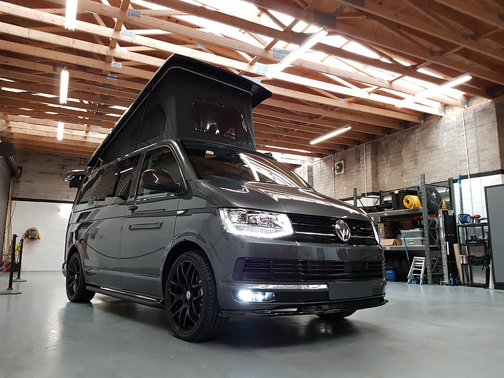 '18 VW T6 Carbon Edition Camper (4 Berth)