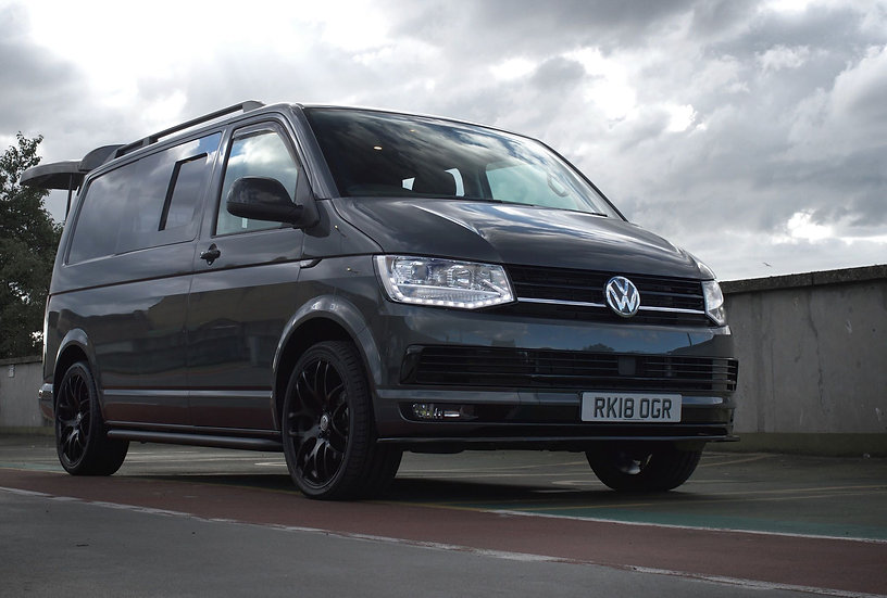 '18 VW T6  Carbon Edition Kombi Conversion