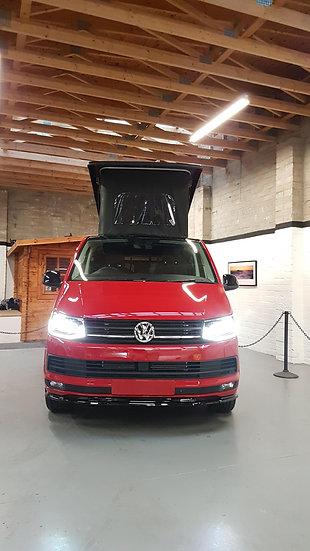 '19 VW T6 GoNorth Edition Kombi (2 Berth)