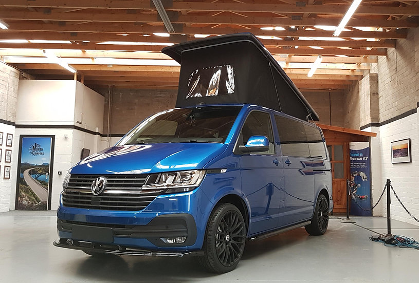 '20 VW T6.1 HIGHLINE GONORTH CAMPERVAN