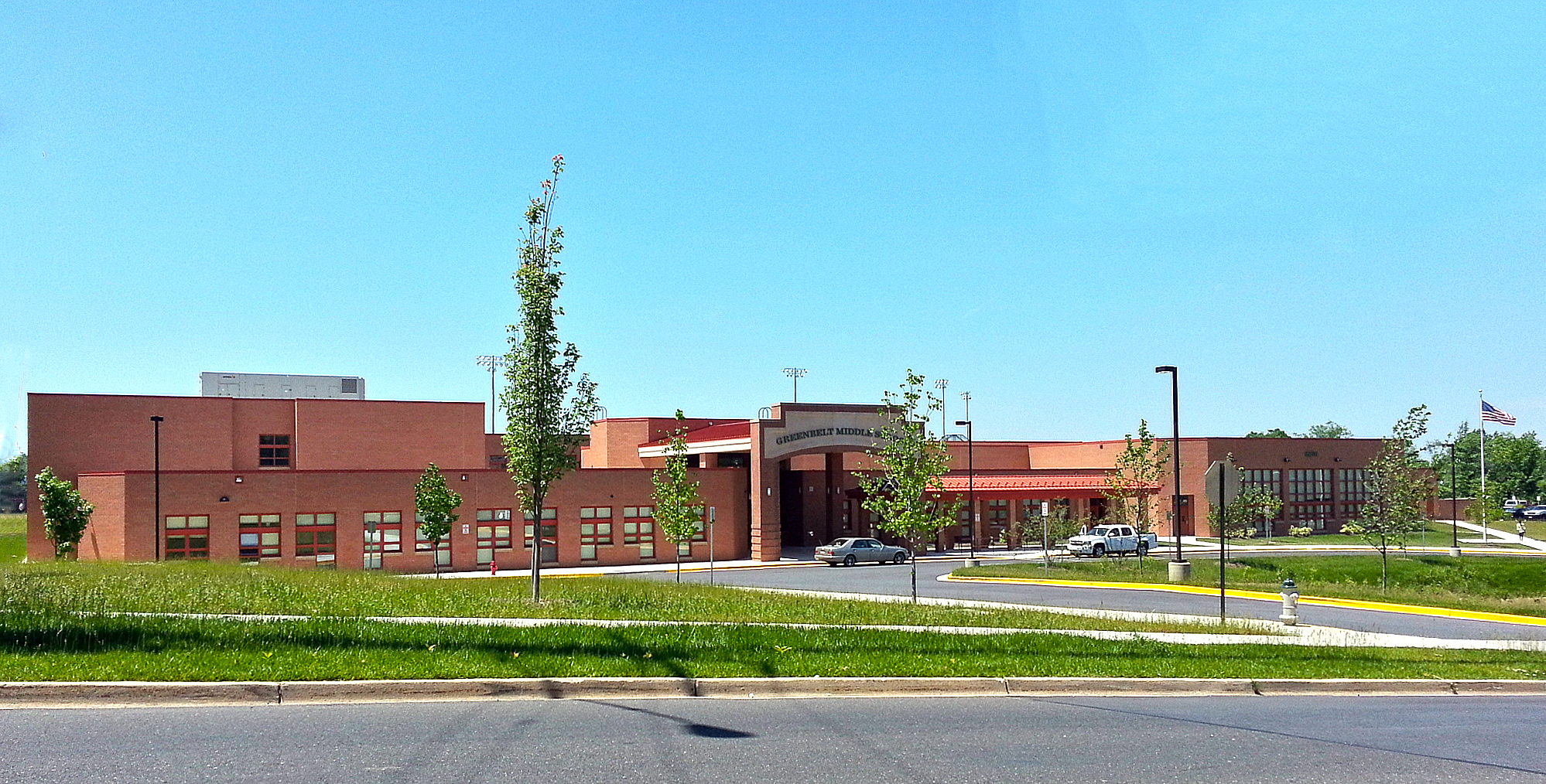 Prince George's County Greenbelt Middle School